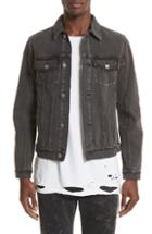 Men's Ksubi Classic Denim Jacket