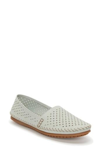 Women's Adam Tucker Surf Perforated Loafer M - Blue