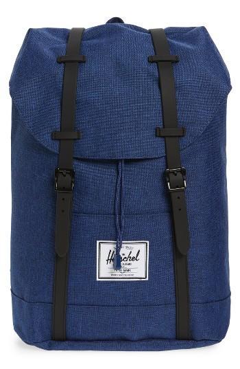 Men's Herschel Supply Co. Retreat Backpack - Blue