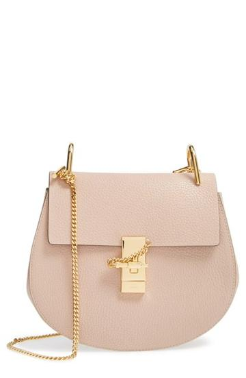 Chloe 'drew' Leather Crossbody Bag
