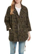 Women's Rebecca Minkoff Monarda Jacket, Size - Green