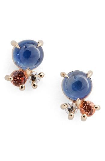 Women's Mociun Sapphire & Diamond Earrings (nordstrom Exclusive)