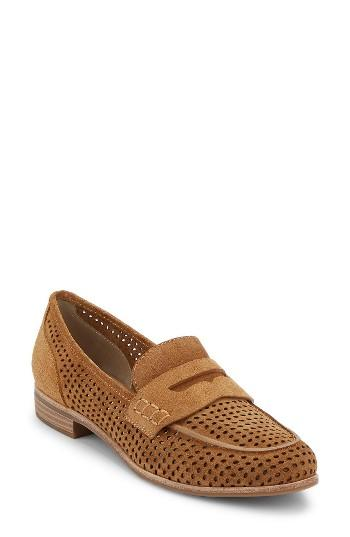 Women's G.h. Bass & Co. Ellie Loafer M - Brown