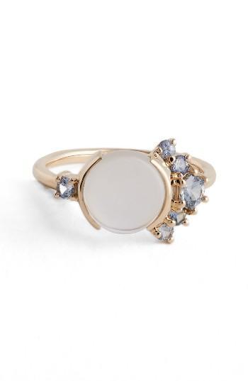 Women's Mociun Moonstone & Sapphire Ring (nordstrom Exclusive)