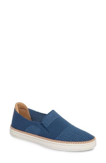 Women's Ugg Sammy Sneaker .5 M - Blue