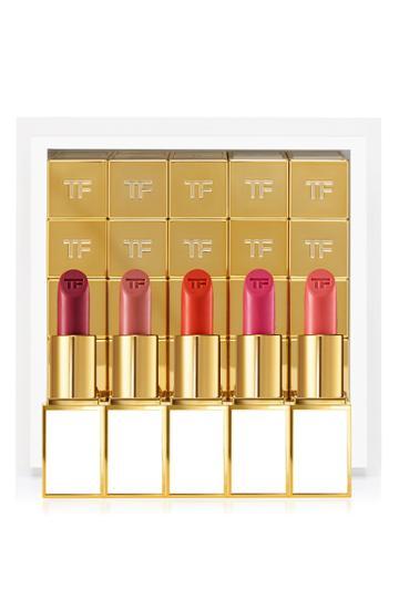 Tom Ford Girls Lipstick Set - No Color