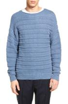 Men's Vince Ribbed Crewneck Sweater