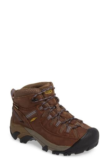 Women's Keen Targhee Ii Mid Waterproof Hiking Boot
