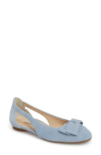 Women's Paul Green Pacific Flat .5us / 8uk - Blue
