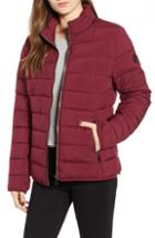 Women's Vince Asymmetrical Wool Blend Blanket Coat