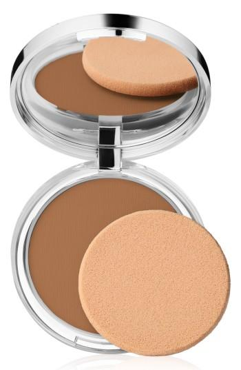 Clinique Stay-matte Sheer Pressed Powder Oil-free - Stay Sienna