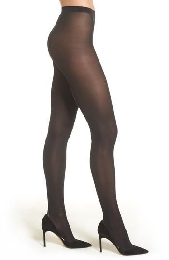 Women's Wolford Diamond Tights - Black