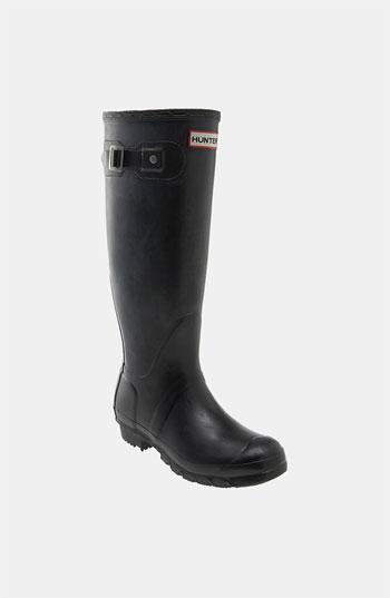 Hunter 'original Tall' Rain Boot (women) Womens