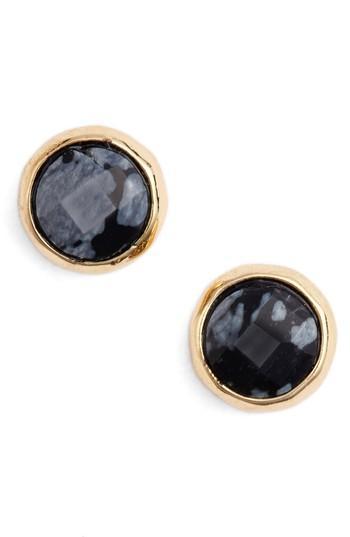 Women's Gorjana Courage Stud Earrings