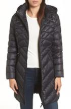 Women's Halogen Hooded Down Puffer Jacket