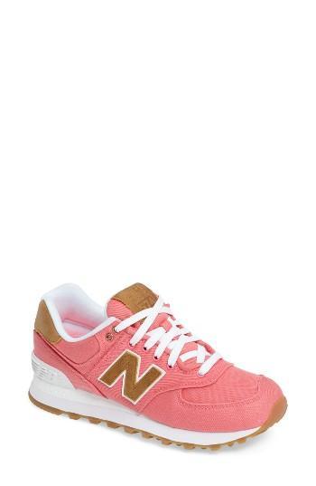 Women's New Balance 574 Canvas Sneaker