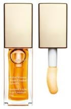 Clarins Instant Light Lip Comfort Oil - 07 Honey Glam