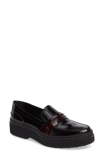 Women's Tod's Penny Creeper Loafer