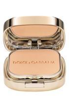 Dolce & Gabbana Beauty Perfect Matte Powder Foundation - Warm 100