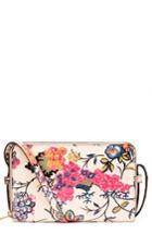 Tory Burch Mini Parker Floral Crossbody Bag -