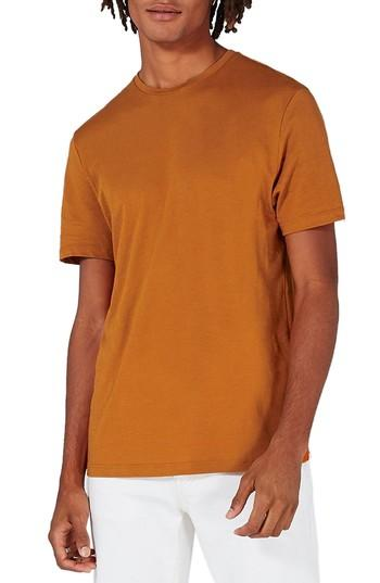 Men's Topman Crewneck T-shirt