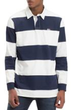 Men's Tommy Jeans Tjm Tommy Classics Rugby Shirt - White