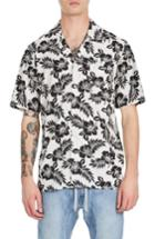 Men's Zanerobe Camper Box Shirt - White