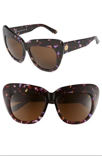 House Of Harlow 1960 'chelsea' Cat's Eye Sunglasses Storm One Size