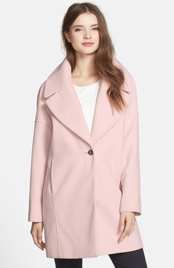 Women's Calvin Klein Oversize Collar