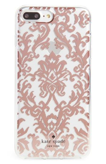 Kate Spade New York Tapestry Iphone 7/8 & 7/8 Case - Pink