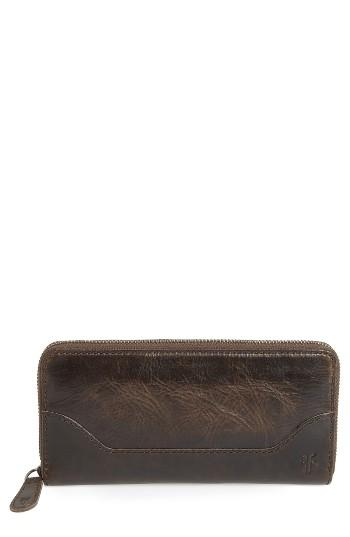 Women's Frye Melissa Leather Wallet -