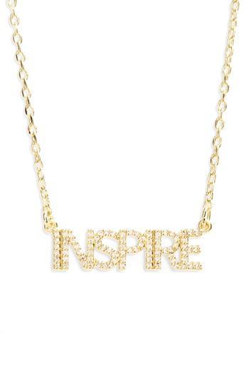 Women's Lulu Dk Inspire Necklace