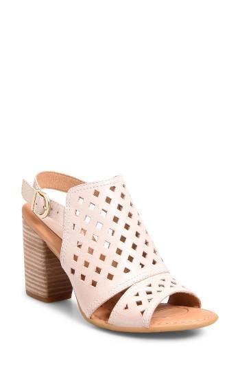 Women's B?rn Havana Sandal M - Pink