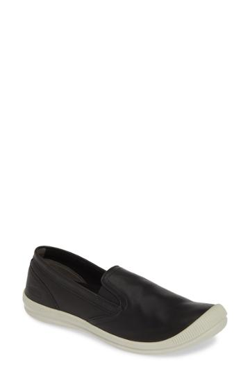 Women's Keen Lorelai Slip-on Sneaker M - Black