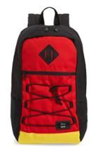 Men's Vans X Disney Mickey's 90th Anniversary - Snag Backpack - Red