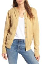 Women's Sincerely Jules Molly Cardigan - Yellow