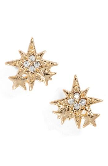 Women's Rebecca Minkoff Stargazing Stud Earrings