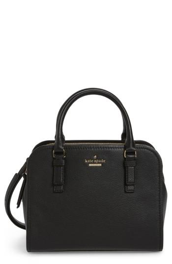 Kate Spade New York Jackson Street Small Kiernan Leather Top Handle Satchel -