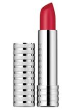 Clinique Long Last Soft Matte Lipstick - Crimson