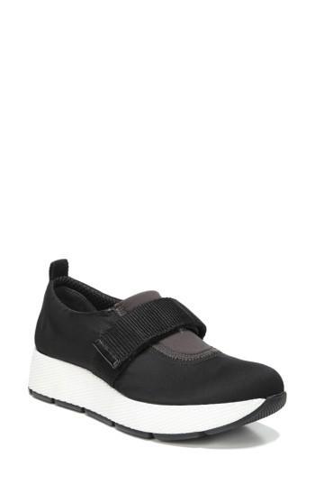 Women's Sarto By Franco Sarto Odella Slip-on Sneaker M - Black
