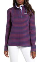 Women's Vineyard Vines Shep Stripe Top - Blue