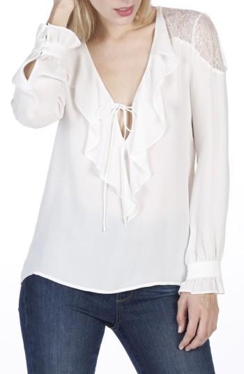 Women's Paige Celesse Blouse - White
