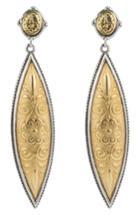 Women's Konstantino Gaia Drop Earrings