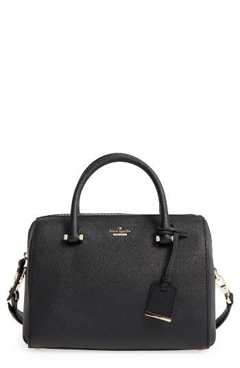 Kate Spade New York Cameron Street Large Lane Leather Satchel -