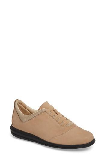 Women's David Tate Dynamic Slip-on Sneaker N - Beige