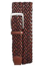 Men's Torino Belts Braided Leather Belt