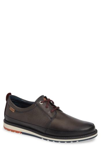 Men's Pikolinos Berna Plain Toe Derby .5-8us / 41eu - Blue
