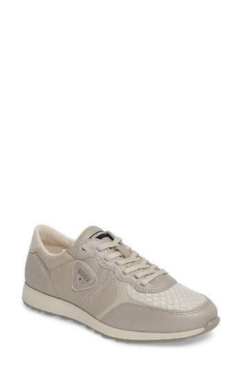 Women's Ecco Retro Sneaker -5.5us / 36eu - Grey