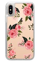 Casetify Roses Iphone X/xs/xs Max & Xr Case - Pink