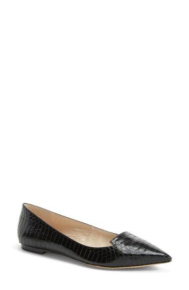 Women's Vince Camuto 'empa' Pointy Toe Loafer Flat (nordstrom